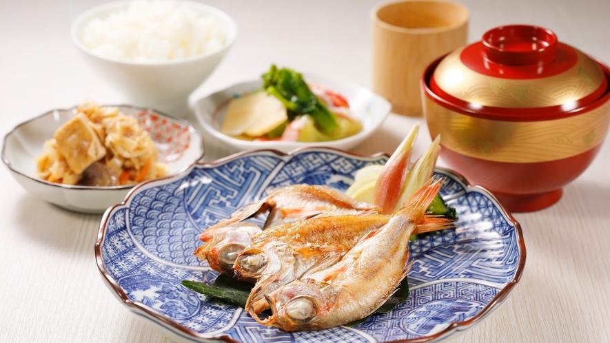 【朝食ブッフェ】のどぐろ一夜干し(朝食イメージ)