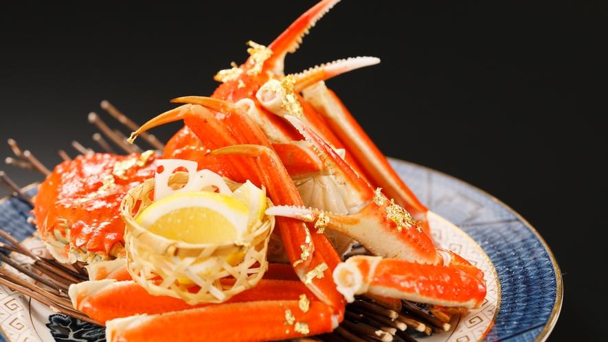 【加賀料理まほろば】 ずわい蟹会席 前菜
