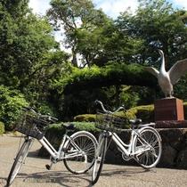 自転車貸出し無料プラン(期間限定)