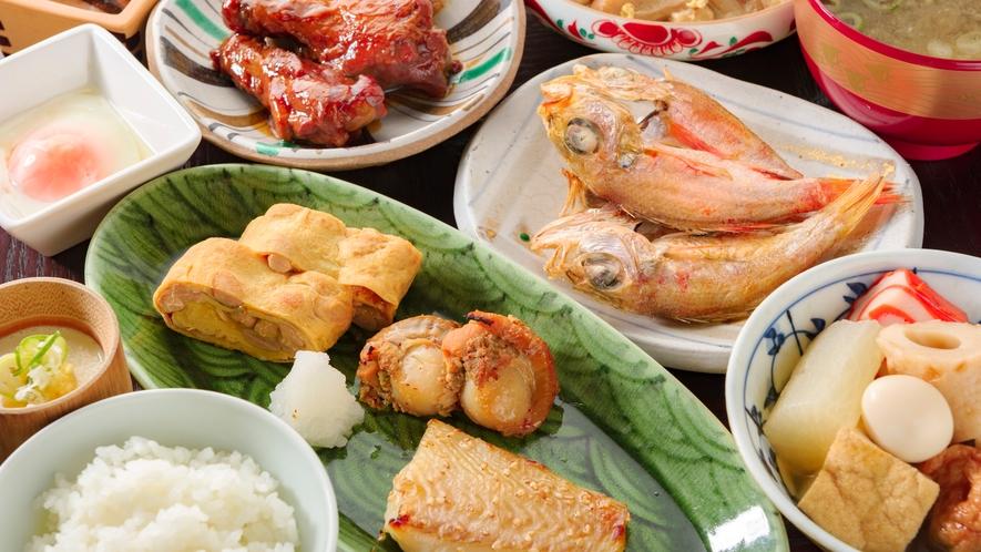 【朝食ブッフェ】和食イメージ