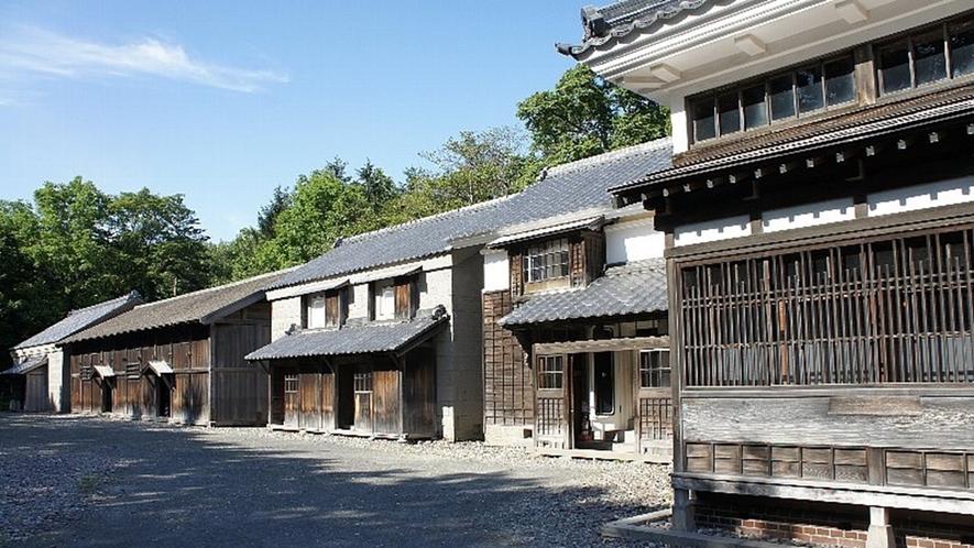 北海道開拓の村「旧青山家漁家住宅」