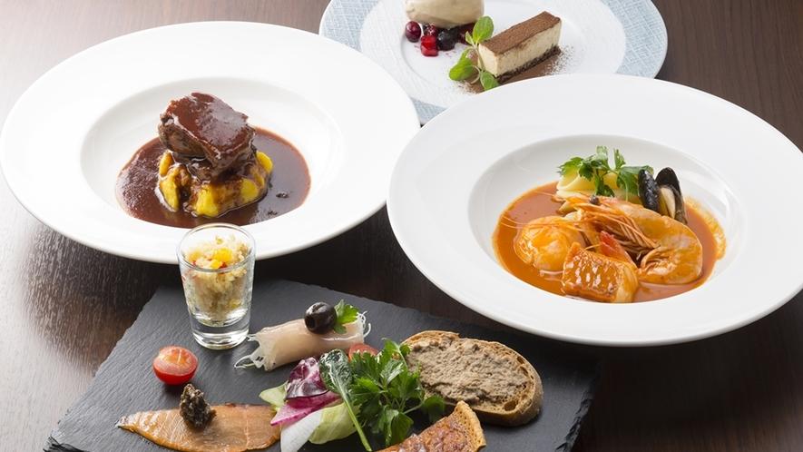 夕食イメージ ~ 31F Sky Restaurant Hareus
