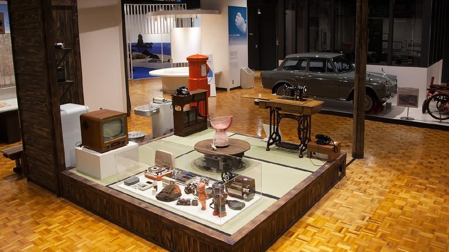 北海道博物館「第4テーマ わたしたちの時代へ」