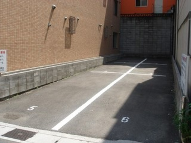 第二駐車場