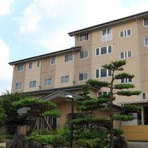 リゾートイン吉野荘外観