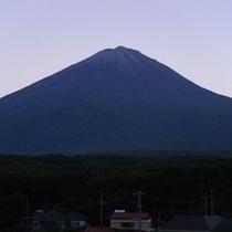 富士山_夕方