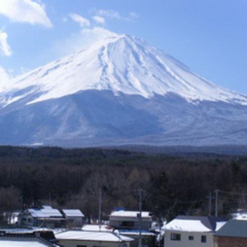 富士山_冬
