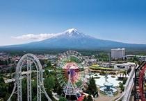 ふじやまからの富士山