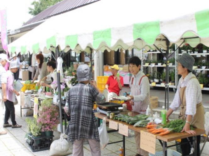 鳴沢収穫祭