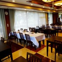 【レストラン】最大200名様でのご利用が可能です。