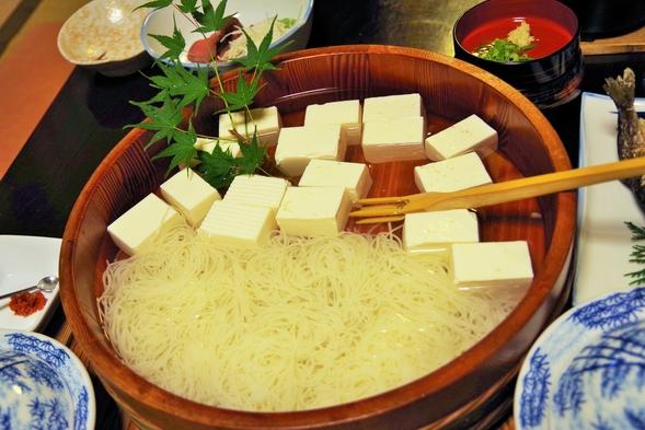 【美味しいものをもう一品!】天川村の味満喫+「桶盛付」プラン♪