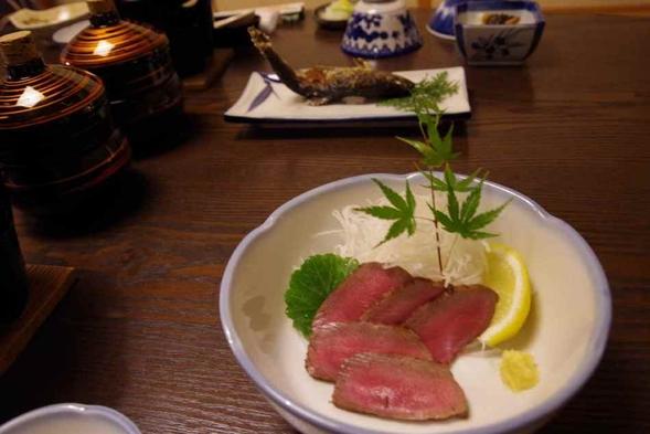【美味しいものをもう一品!】天川村の味満喫+「小鍋味比べ名物2鍋付」満腹プラン♪