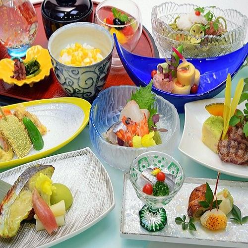 【夕食】春夏秋冬・四季折々の旬彩会席「夏」 イメージ