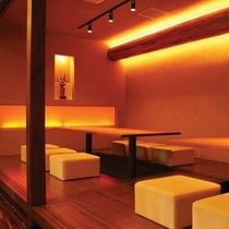 1F食彩空間「時の庭」 個室イメージ