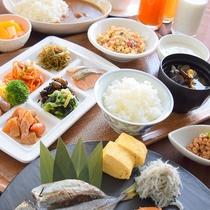 6:30オープン!ご朝食は山陰・出雲の地元食材を活かした和洋バイキング!