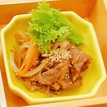 【夕食】焼肉/食彩豊かにバラエティ♪「松花堂」 (イメージ)