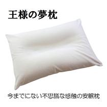 貸出品/不思議な感触の安眠まくら 「王様の夢枕」