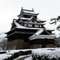 国宝 松江城 ④