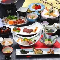 【夕食】春夏秋冬・四季折々の旬彩会席「春」 イメージ