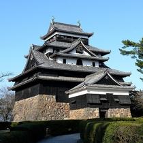 国宝 松江城 ①