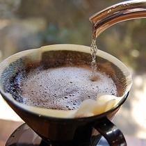 「ブレンド珈琲」 コーヒーはオリジナルブレンドです♪(イメージ写真)
