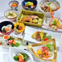 【夕食】春夏秋冬・四季折々の旬彩会席「祝」 イメージ