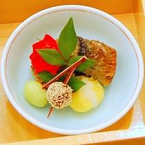 【夕食】焼き物/食彩豊かにバラエティ♪「松花堂」 (イメージ)