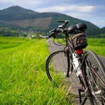 「神々の国しまね★縁結びサイクリングプラン」愛車ケア用品無料貸出致します♪ イメージ