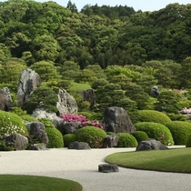足立美術館・庭園②