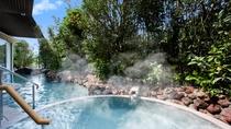 森のお風呂「オリーブ」シルク風呂