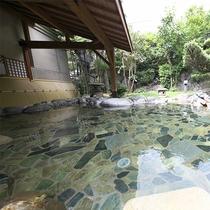 庭園大野天風呂