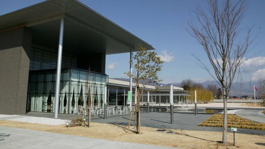 山梨県立博物館 歴史と文化を楽しめます