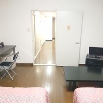 ファミリールーム 12名部屋 8