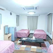 ファミリールーム 5名部屋 1