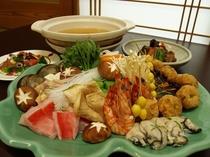 鍋料理(冬)