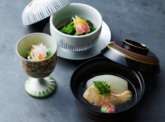 【旬を味わう日本料理】または【本格中国料理】から選べる夕食付 ・・52階〜59階・レギュラーフロア