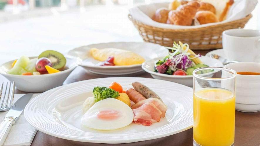 カメリア朝食 イメージ