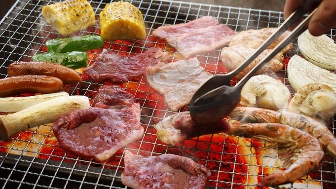 【夏のファミリープラン】屋外で楽しむ特典満載♪夕食はBBQでワイワイ♪<1泊2食付>