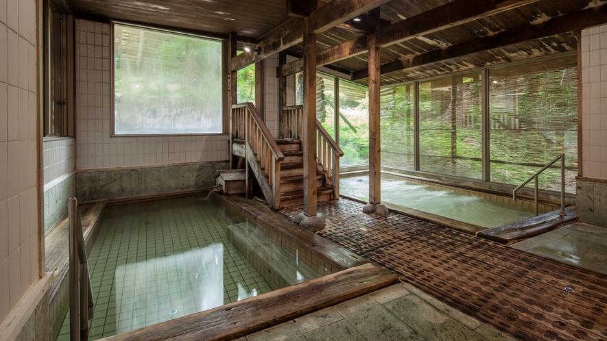 大浴場女湯(入替制)