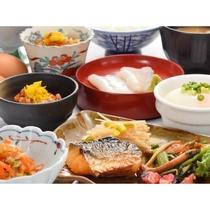 朝食セットメニュー ※イメージ