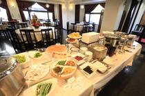 レストラン 酔八仙(すいはっせん)朝食会場