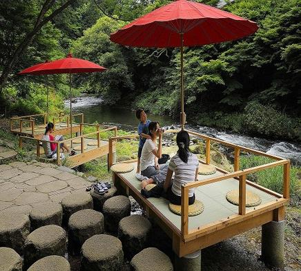 【夏秋旅セール】ファミリーで楽しむ♪河鹿荘サマーバイキングプラン