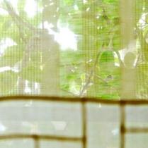 窓辺のポジャギ