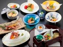 和食会席料理「橘」 (イメージ)