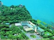 ホテル上空写真(外観)
