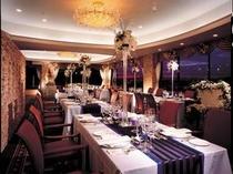 レストランウェディング(一例)