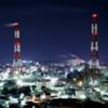 工場夜景①
