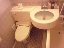 バスルーム(シングル2)