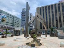 JR浜松駅南口