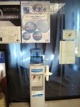 電解水素水ウォーターサーバー
